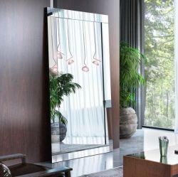 Espelho Decorativo 185cm Ibiza Isadora Design Preto